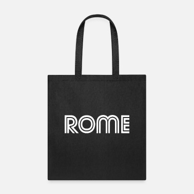 Candy typo rome 2 - Tote Bag
