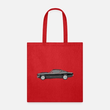 Sports Car Car - Tote Bag
