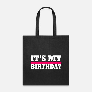 Happy Birthday Birthday - Tote Bag