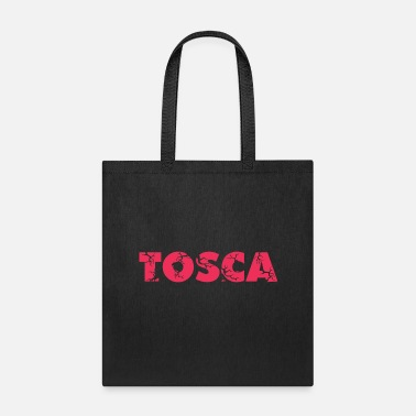 Color Pink Tosca Color Pink - Tote Bag
