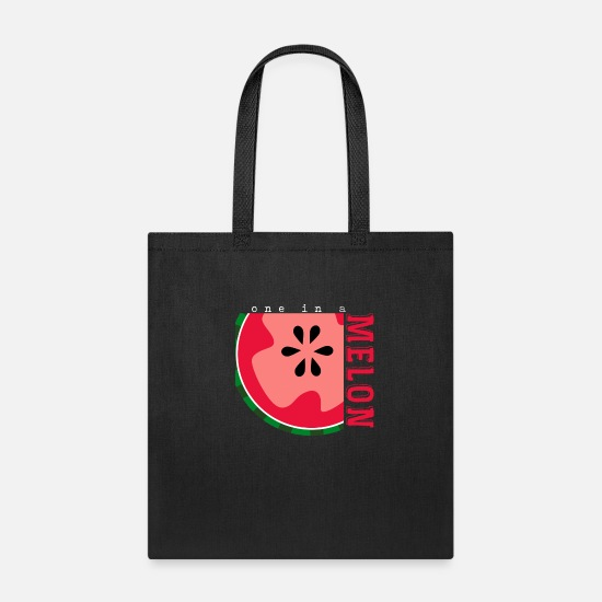 Nature Bags & Backpacks - Fruit - Tote Bag black