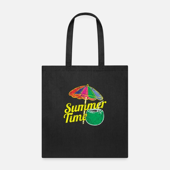 Surfing Bags & Backpacks - Beach - Tote Bag black