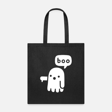 Ghost 1- Ghost Of Disapproval - Tote Bag