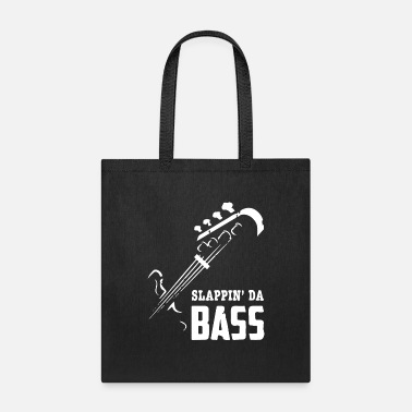 Metal Rock slappin da bass 2 - Tote Bag