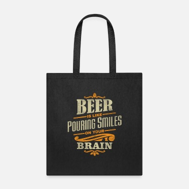 Beer Smiles - Tote Bag