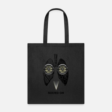 Sounds SOUND ON - Tote Bag