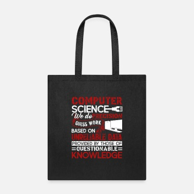 Computer Science Computer Science Shirt - Tote Bag