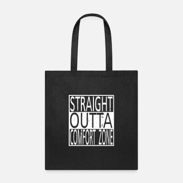 Comfortably Comfort Zone - Tote Bag
