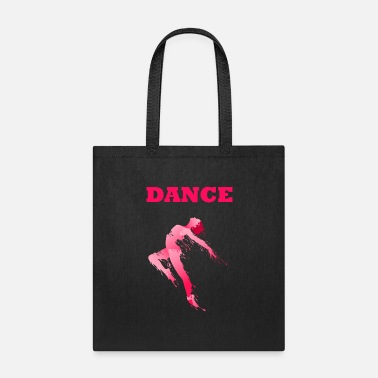 Dancer Dance Ballet - Tote Bag