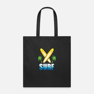 Design Surfing Design Surfboard Beach Cool Gift Idea - Tote Bag