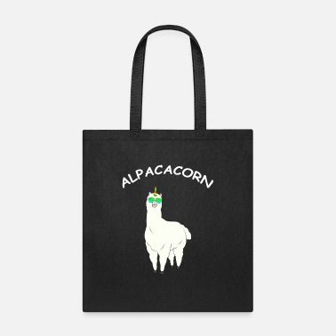 Shade Alpacacorn! Unicorn Alpaca Gift Idea - Tote Bag