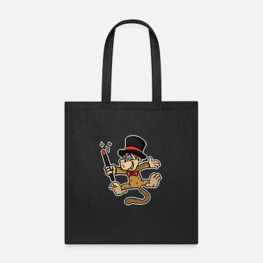Witchcraft Wizard Illusionist Warlock Gift Magician - Tote Bag