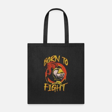 Horseman knight warrior castle prince princess gift - Tote Bag