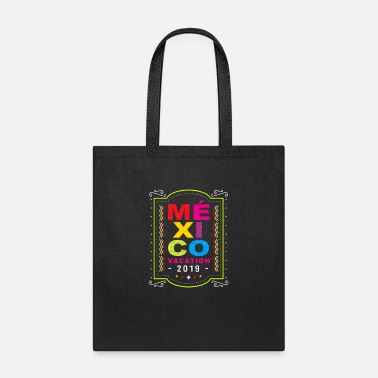 Family Mexico Vacation Gift 2019 Matching Family - Tote Bag