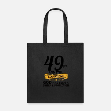 49 Years 49 years and still counting - Tote Bag