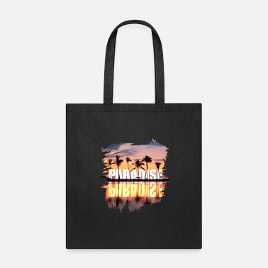 Cloudy Paradise - Tote Bag