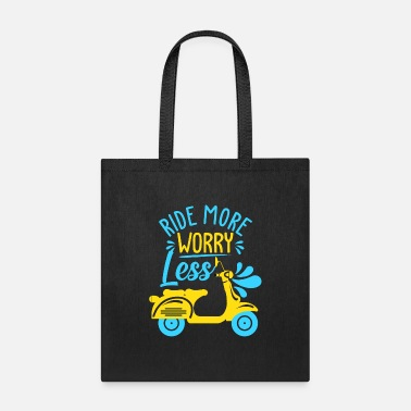 Motor Sports Worry less - Tote Bag