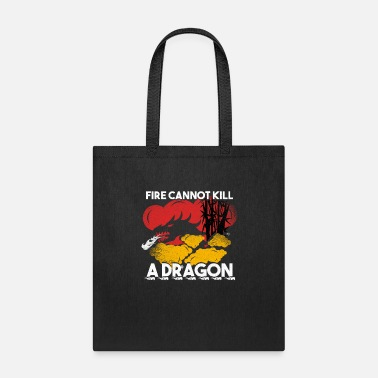 Dragon Head Dragon gift story fairytale storybook - Tote Bag