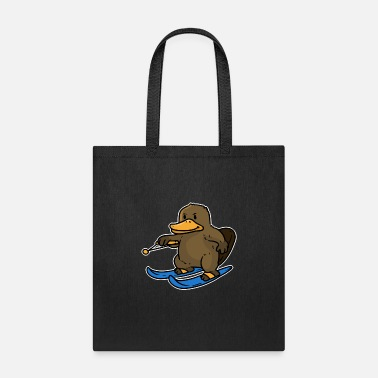 Motorboat Water Sports Water Sport Water Sports Ski Ski Gift - Tote Bag