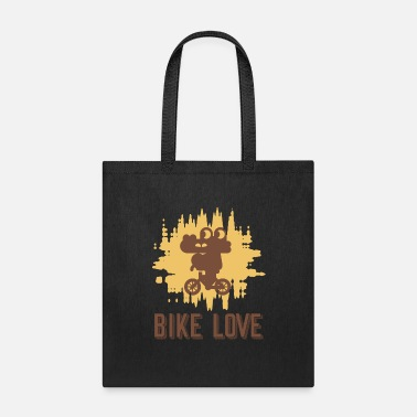 Bike Love Bike Love - Tote Bag