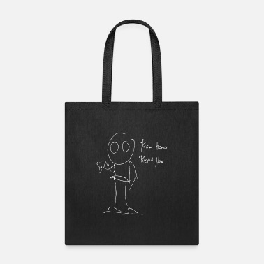 right here right now 02 - Tote Bag