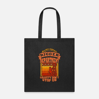 Technician Rigger Stagecrew Crew Rigging Event Gift - Tote Bag
