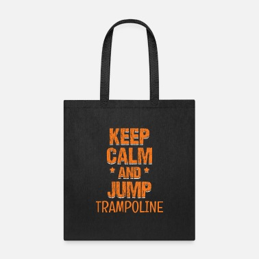 Brothers trampoline gymnastics jump to to sport jump gift - Tote Bag