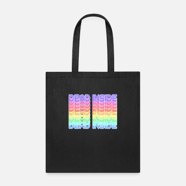 Dead Inside - Tote Bag