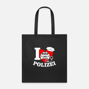Award Police Policeman Police Car Gift Idea - Tote Bag