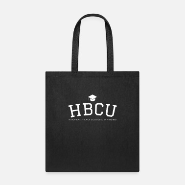 College African-American HBCU Gifts Historical Black - Tote Bag