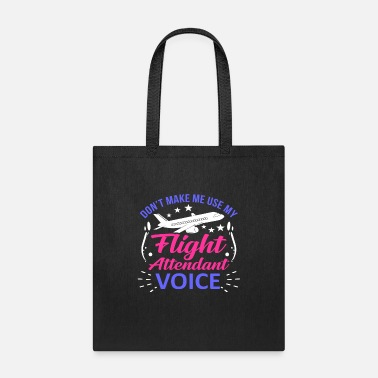 Stewardess - Tote Bag