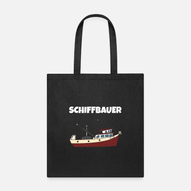 Employee Shipbuilder ship boat building engineer harbor lak - Tote Bag