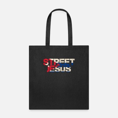 Gamebred Sticker Street Jesus Gamebred Jorge Masvidal MMA Fighter - Tote Bag
