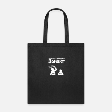 Buhurt - Perfect definition for Mediveal Fighting - Tote Bag