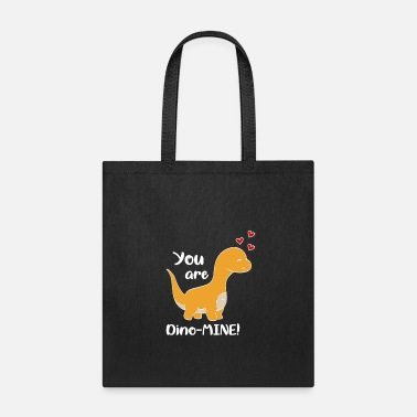 Partner You are dino-mine - Tote Bag