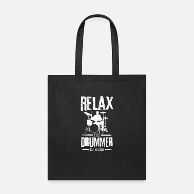 Loud Drum Drummer Gift - Tote Bag