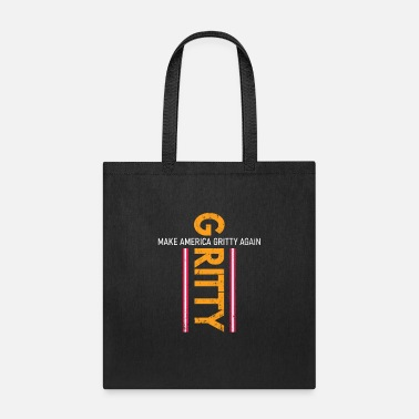 Gritty MAKE AMERICA GRITTY AGAIN Philadelphia Mascot - Tote Bag