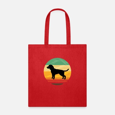 Mixed Beagle dog Lover retro- pet dog owner or veterinar - Tote Bag
