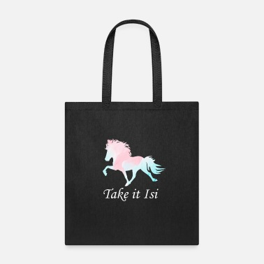 Take Take it Isi Iceland horse - Tote Bag