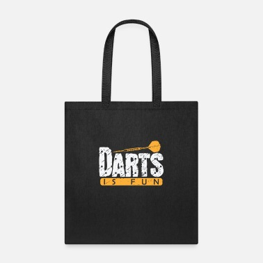 Skill Darts is Fun - Tote Bag