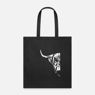 Coat Great Highland Cattle farmer Cow - Tote Bag