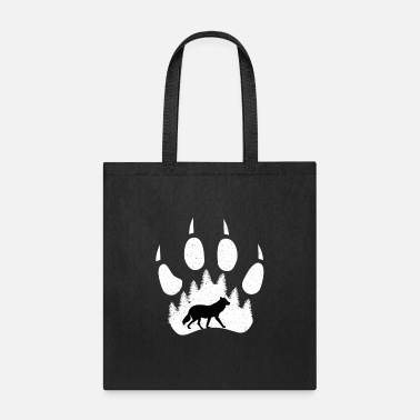 Enviromental Enviromental protection paw - Tote Bag