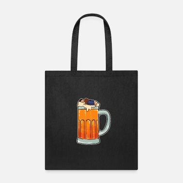 German People Mans Love - For Beer Lovers - Tote Bag