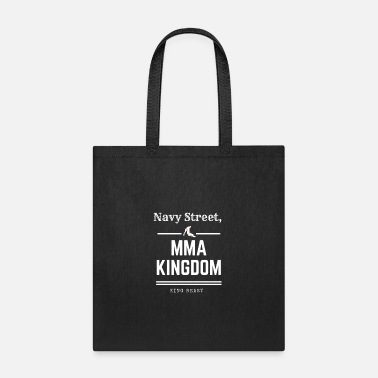 Street Navy Street MMA Kingdom King Beast - Tote Bag