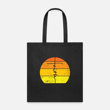 Faith, Cool Christian, Believer, Jesus, Love, Hope - Tote Bag