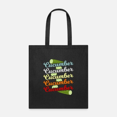Cucumber Cucumber Green Vegetable Gift - Tote Bag