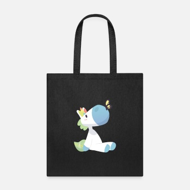 Myth Funny Unicorn Rainbow Magic Sweet Cute Gift idea - Tote Bag