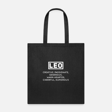 Zodiac Leo Zodiac Sign - Tote Bag
