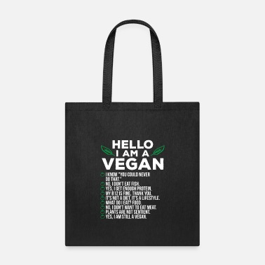 Diet Vegan - Tote Bag