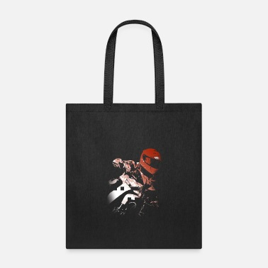 Super Motorcycle sport gift racing motorcycle biker - Tote Bag